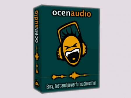 Ocenaudio 3.7.6 + Portable [Multi/Ru]