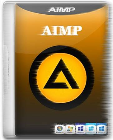 AIMP 4.60 Build 2177 RePack (& Portable) by TryRooM