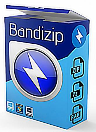 Bandizip 6.26 Build 27128 + Portable [Multi/Ru]